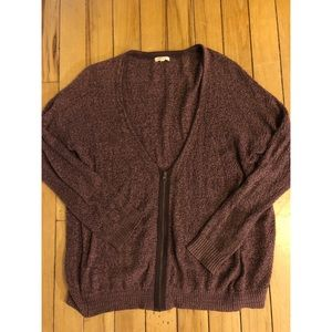 Silence & Noise Urban Outfitters Cardigan